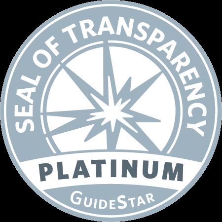 Guide Star Seals Platinum Logo